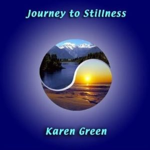 Journey to Stillness CD frontcover