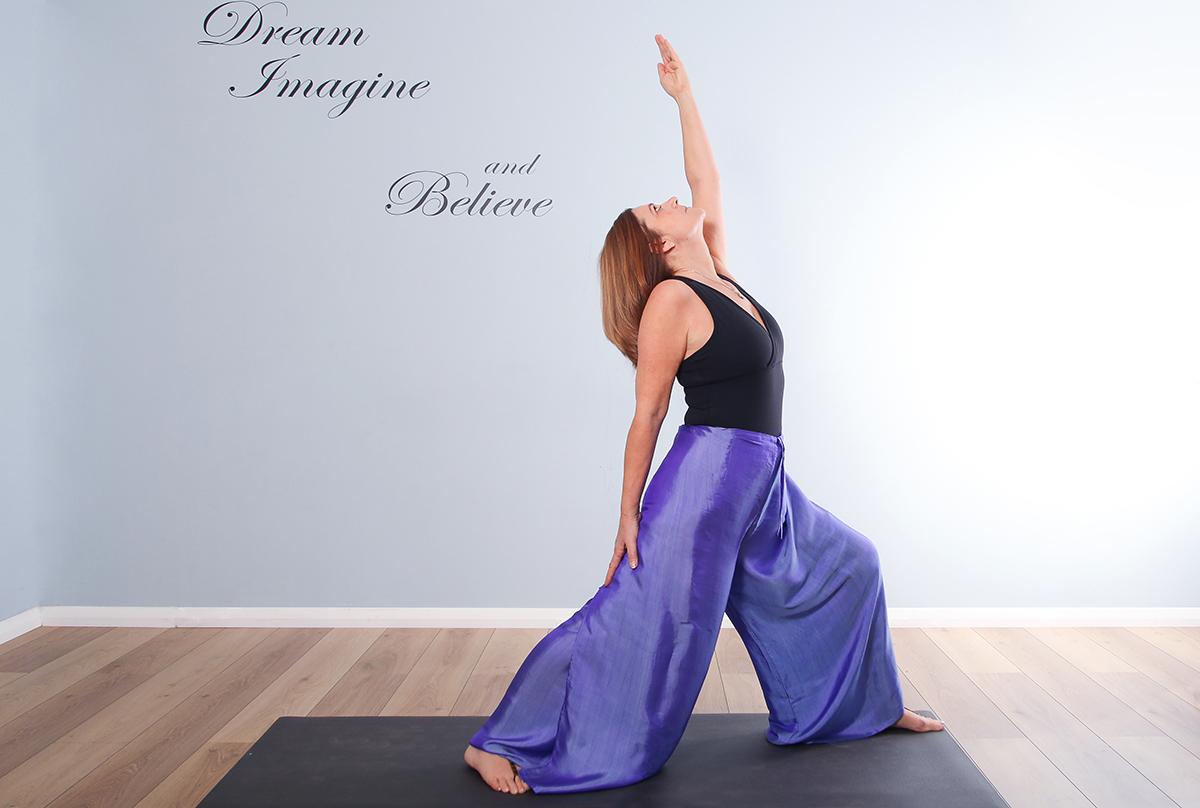 Karen - Yoga Pose