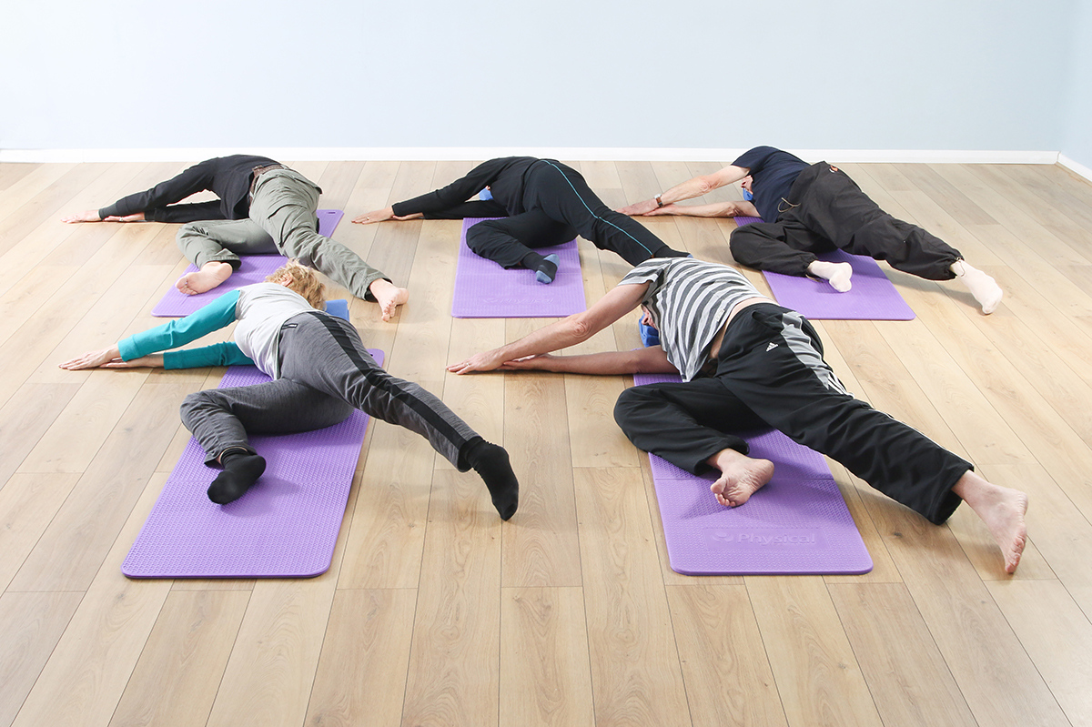 Somatic Yoga Classes and Somatic Movement