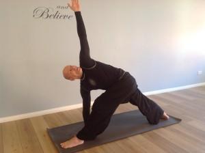 yogatriangle