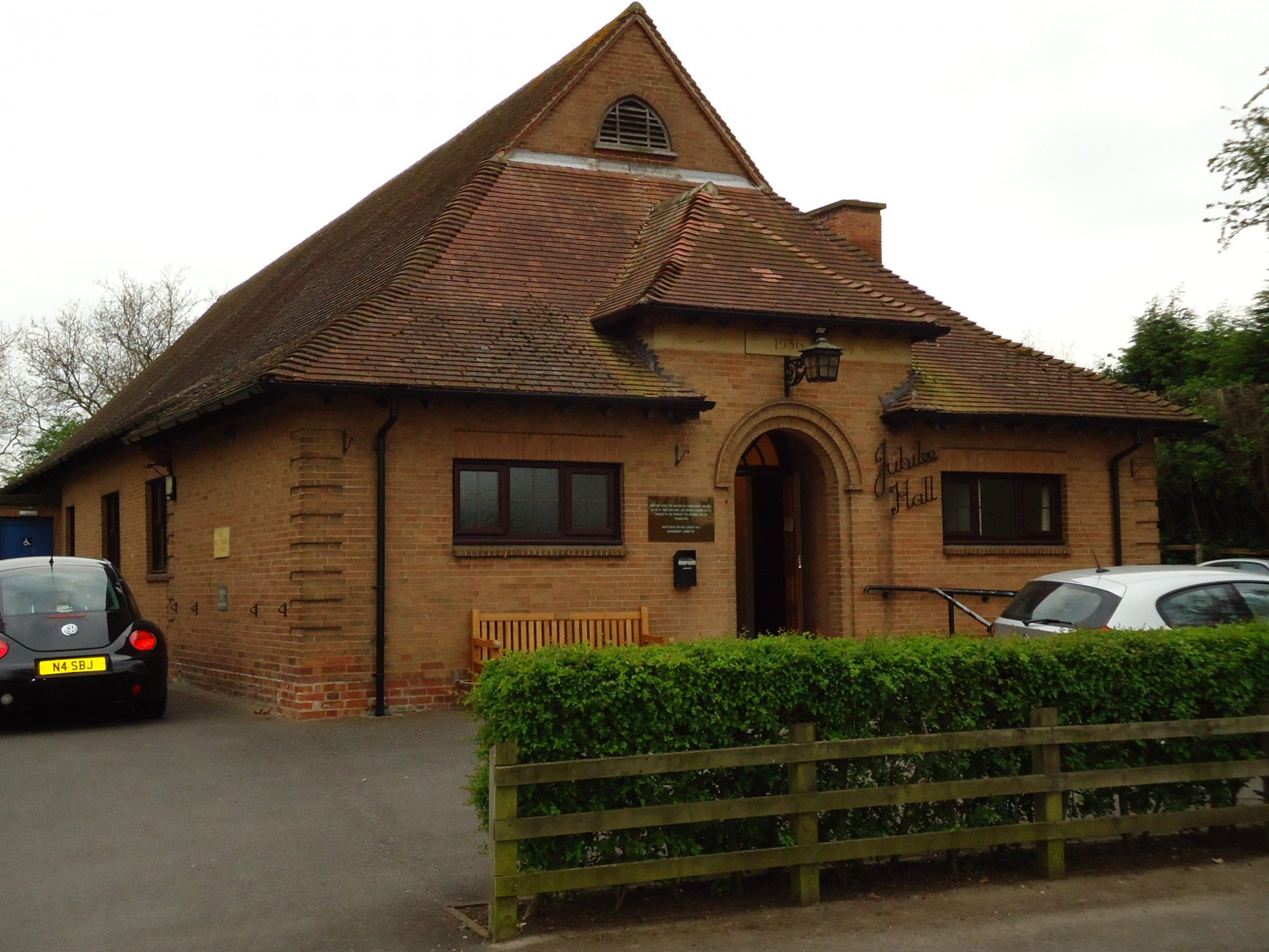 Whatton Jubilee Hall
